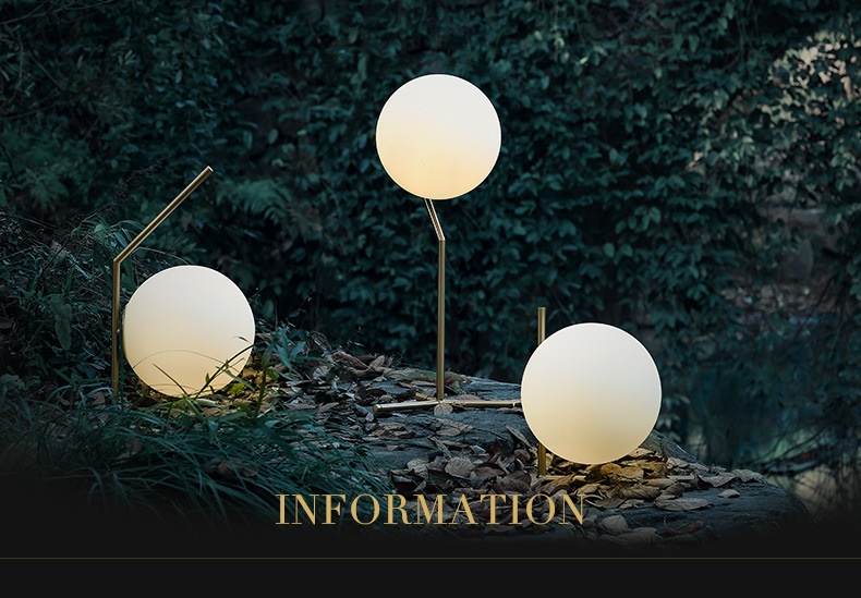 Modern LED Table Lamp Desk Lamp Light Shade Glass Ball Table Lamp Desk Light for Bedroom Living Room Floor Conner Gold Designs (17)