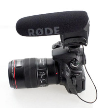 VideoMIC Pro Compact Shootgun Interview Rycote Microphone for canon for nikon 5D2 5D3 6d 7D 50d D800 90 Camera DV