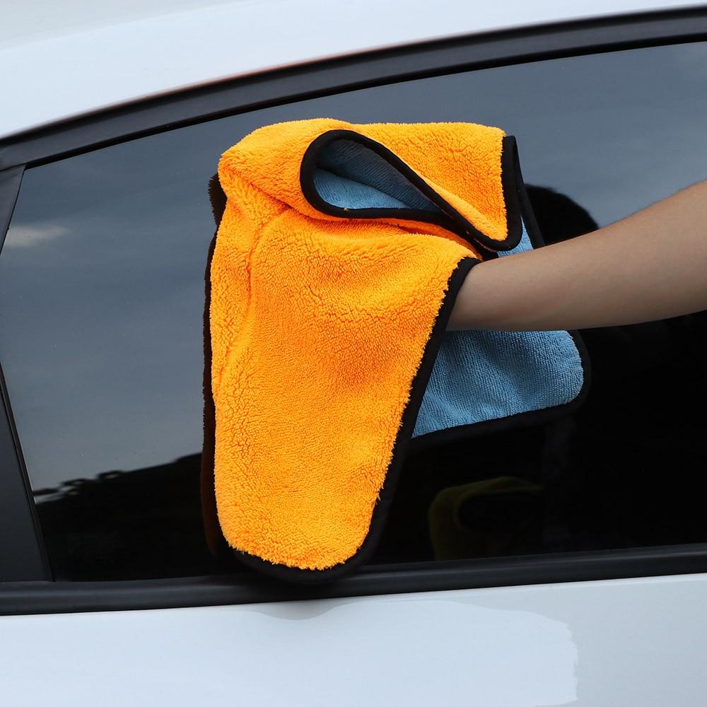 1PC Wholesale New Car Wash Towel Auto Care Thick Plush