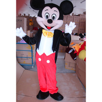Promotions Minnie Mascot Costume Different Styles Pink Minnie Mouse Mascot Costume Free Shipping