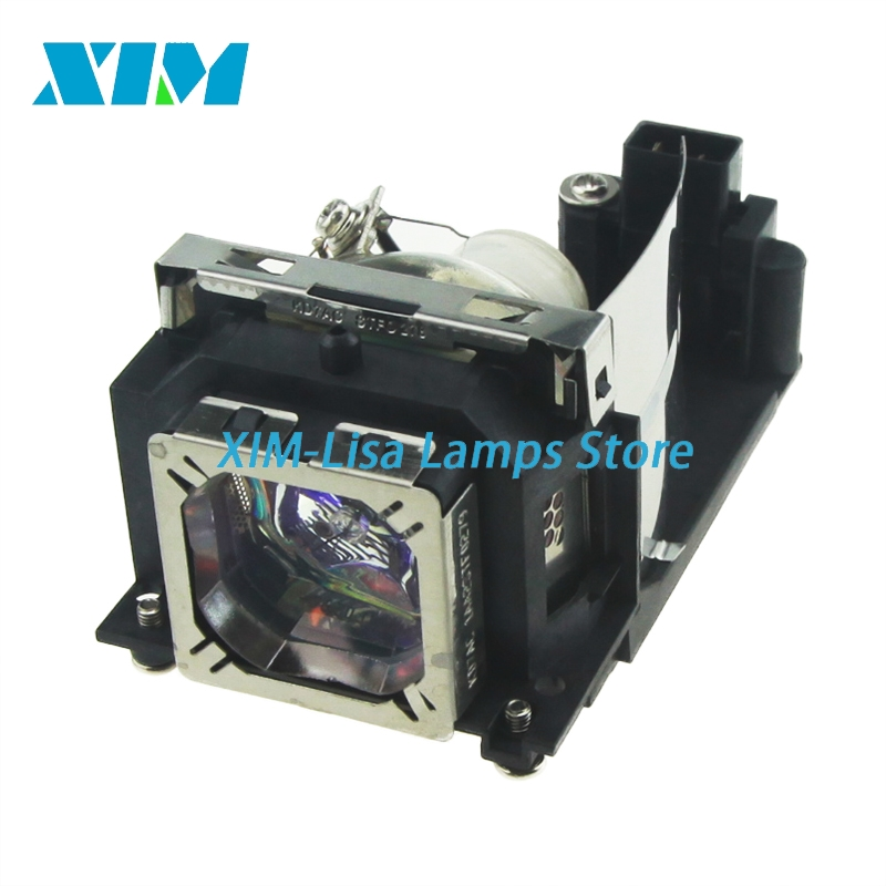 High Quality POA-LMP129 Projector lamp with housing for SANYO PLC-XW65/PLC-XW65K/PLC-XW1100C/PLC-XW6605C/PLC-XW6685C compatible projector lamp bulbs poa lmp136 for sanyo plc xm150 plc wm5500 plc zm5000l plc xm150l