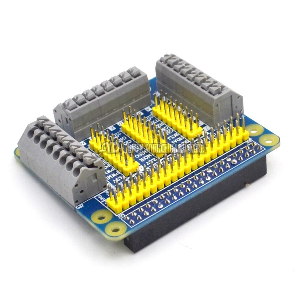 The latest raspberry Pie 3 generation of B Raspberry PI 2 3B GPIO multi function expansion board plug
