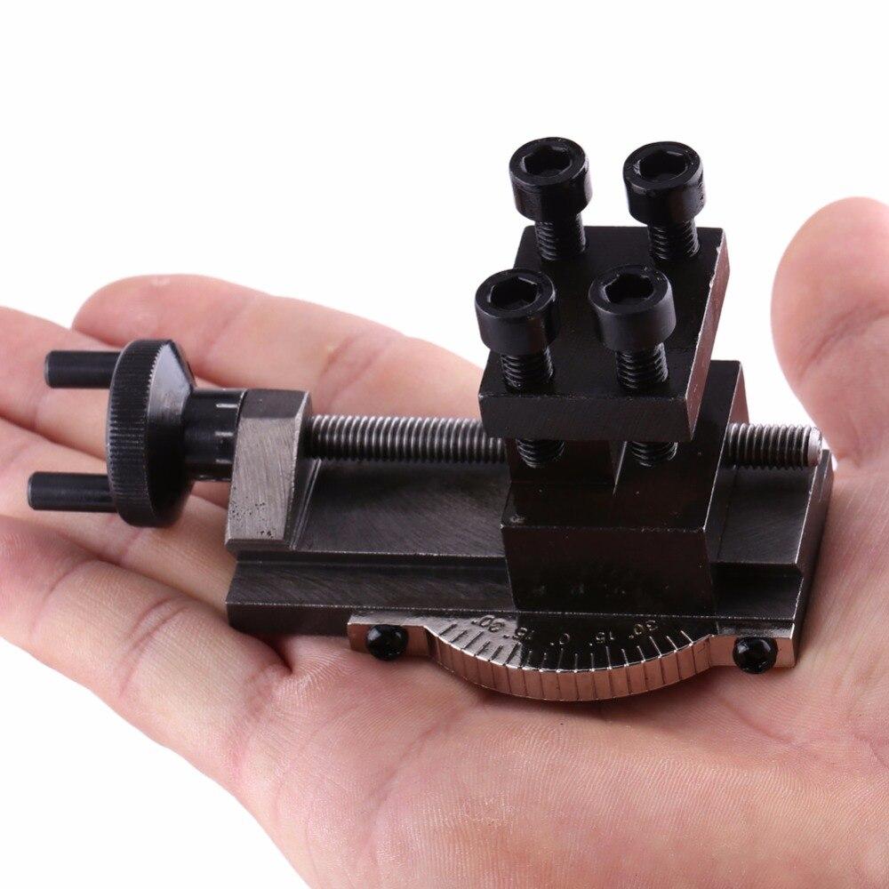 Mini Lathe Tool Holder Parts 30 Degree Rotatable S N 10154 for SIEG C0 Mini Lathe
