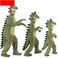 Luxury Halloween Party Costume Stage Performance Cartoon Animal Cosplay Dinosaur Costume for Adults and Kids