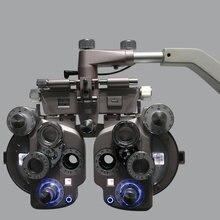 Светящийся Phoropter   прибор для испытания зрения в виде цилиндра, алюминиевые детали плюс светодиодный Phoroptor Cyl   рефрактор ML-600