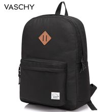 VASCHY Men Women Backpack College High Middle School Bags fo