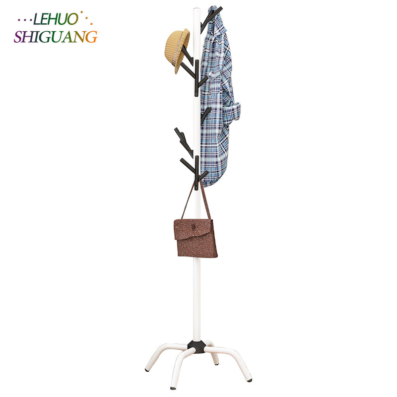 Branch shape coat rack 32mm stainless steel assembly can - Bedroom furniture for hanging clothes ...