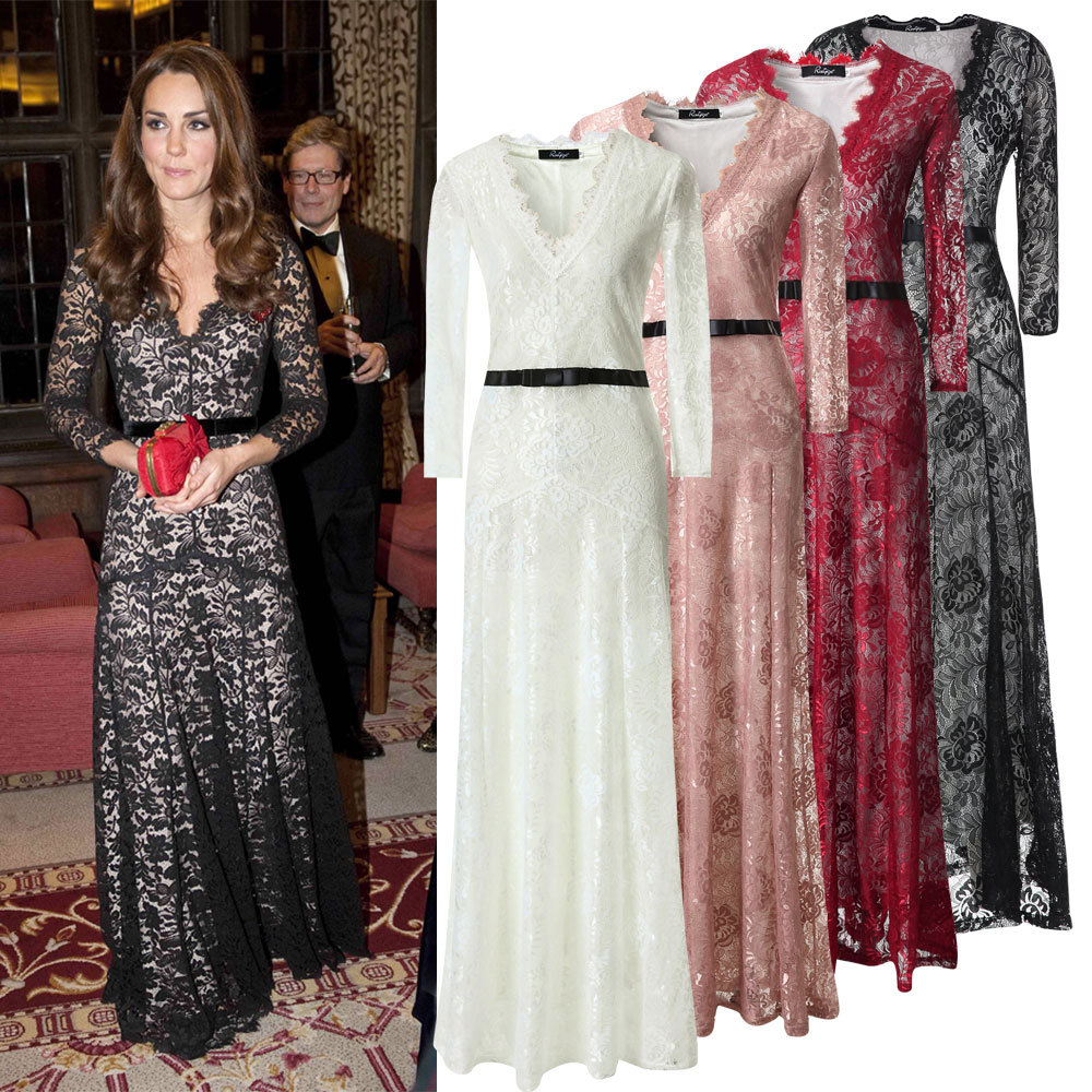 Popular Mesh Lace Dresses-Buy Cheap Mesh Lace Dresses lots from ...