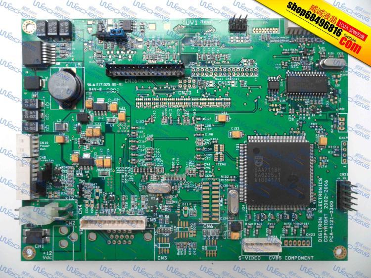 Free shipping  PCA-4121-0300 board PCA-4121-0300 board AD board hot!