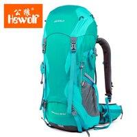 Naturehike 70LOutdoor Waterproof Mountaineering Bag NH Hiking BackpackTravel Bags Professional Climbing Bag Backpack Trekking