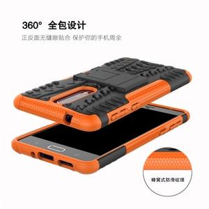 Image 2 - Caso para nokia 7.1 6.1 5.1 3.1 plus x7 x6 x5 à prova de choque silicone armadura caso do telefone para nokia 8 6 5 3 2 1 tpu capa completa volta caso