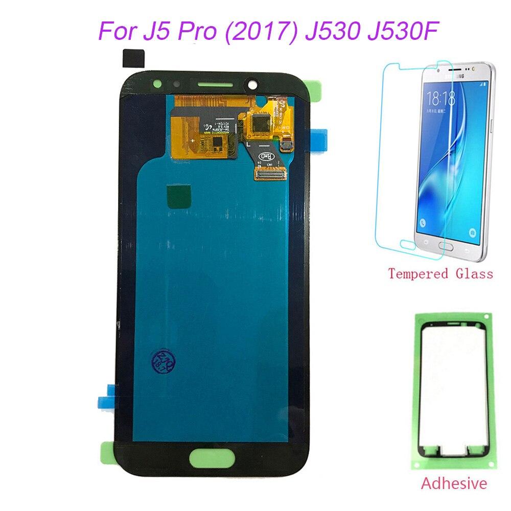 Écran LCD AMOLED pour Samsung Galaxy J5 Pro (2017) J530 J530F J530Y écran tactile numériseur écran LCD pour Samsung J5 Pro J530