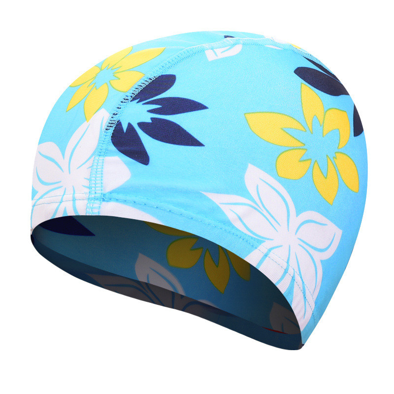 Swimming Cap High Elastic Adult Waterproof Stretchable Comfortable Ears Protection Long Hair Summer Swiming Pool Cap Bathing Hat summer water man swimming caps silicone boys 2016 new blue bathing cap male adult professional waterproof ear sale