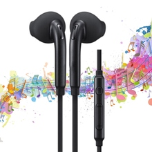 Universal 3.5mm Jack Headset Earphone Mic&Remote Volume Control For Android Phone Handfree