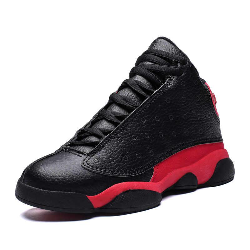 גודל 31-40 חדש אביב 2018 פעוט בני בנות מותג סניקרס קטן ילד גדול כדורסל נעלי ילדי בית ספר ספורט נעליים