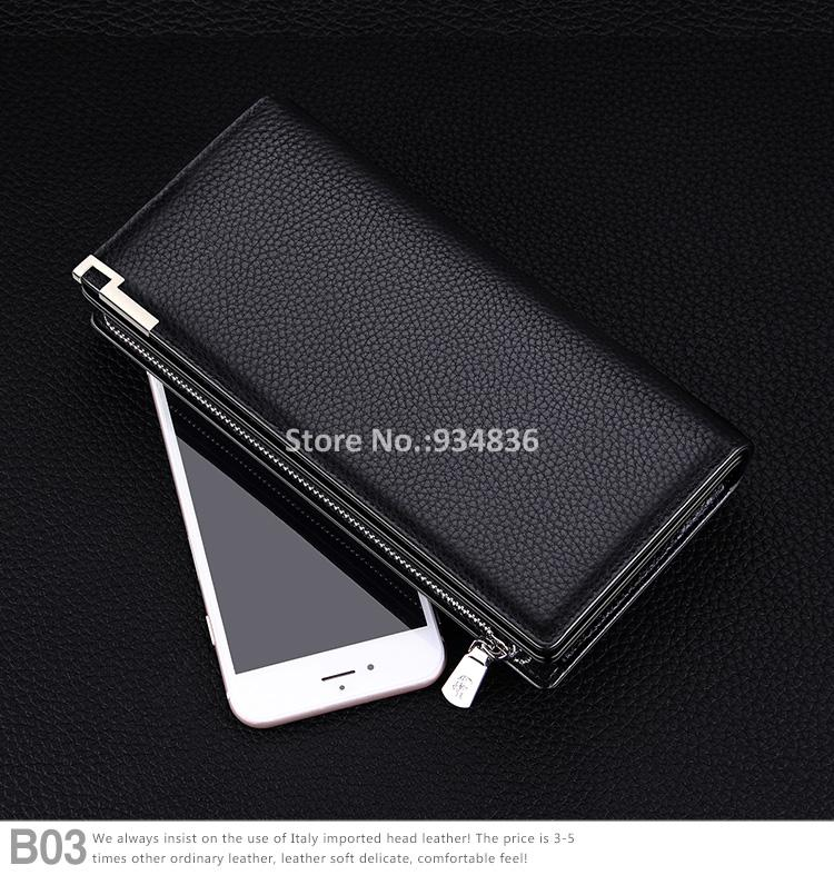 China leather designer wallet Suppliers