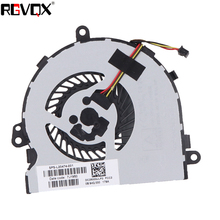 цена на New CPU Cooling Fan For HP 15-DB 15-DB0011DX (CB25) L20474-001 L20491-001 cooling fan
