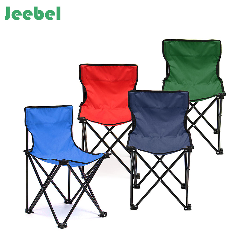 Jeebel Outdoor Leisure Folding Chairs Camping Portable Chair Fishing Chair Picnic Barbecue Sketch Chair