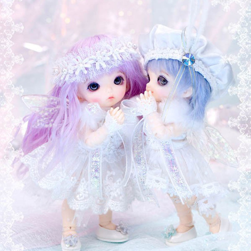 Fairyland Pukifee Cupid bjd sd dolls 1/8 body resin figures luts ai yosd volks kit doll not for sales toy baby tsum reborn dolls oueneifs bjd clothe sd doll 1 4 clothes girl boy baby long hooded jumpsuit hyoma chuzzl send socks luts volks iplehouse switch