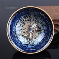 Chinese Porcelain Gaiwan China Jingdezhen Porcelain Bowl 45ml 925 Fine Silver teapot Master Dragon Teacup Tea Set Gift Package