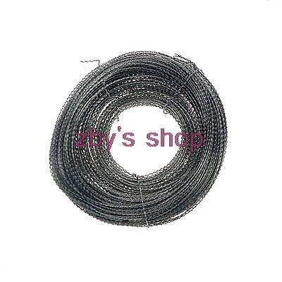 1 Roll Two Shares Lead Sealing Wire Iron thread sealing 48M waterproof seam sealing tape roll satellite self amalgamating rubber sealing tape sealing cable repair lead