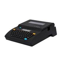 Линия mark принтер для кабельного принтера + может соединение с ПК электронная наборная машина ПВХ трубки, принтер провода Марка машина LK 320P/