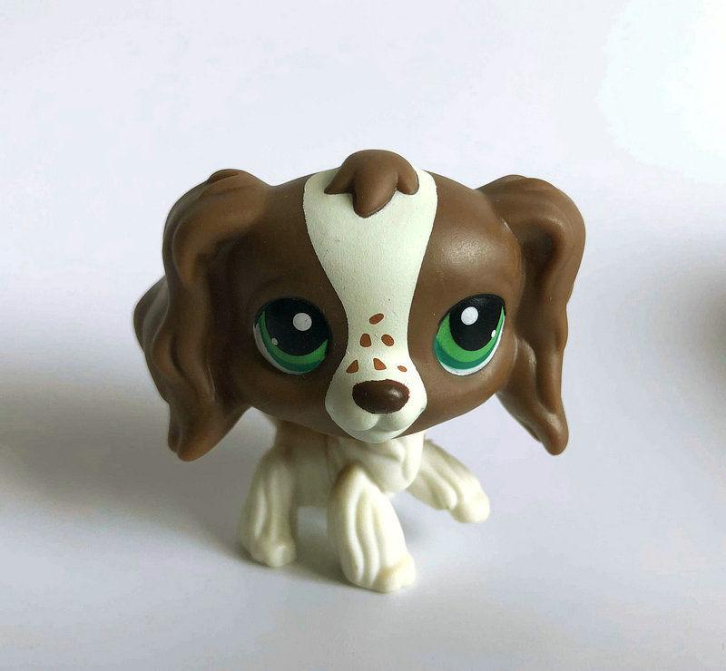 and Yellow Dog Bird Racoon Hasbro Littlest Pet Shop Winter 3 Pack