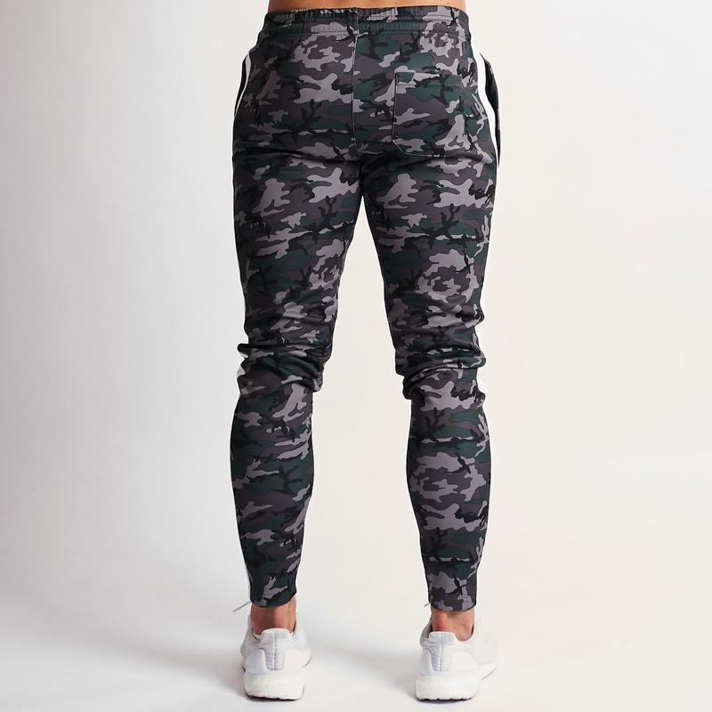 Joggers Pants Men 2020 Camouflage Colour Patchwork Men Pants Fitness Sportswear Sweatpants Male Casual Leggings Trousers 3