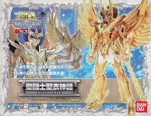"""Image 5 - 100% BANDAI 타마시 국가 Saint Cloth Myth 액션 피규어 Phoenix Ikki God Cloth """"Saint Seiya"""""""