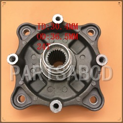 Buyang 300CC D300 2/4 Drive 300CC ATV QUAD Rear Wheel Hub B 4.1.01.0082