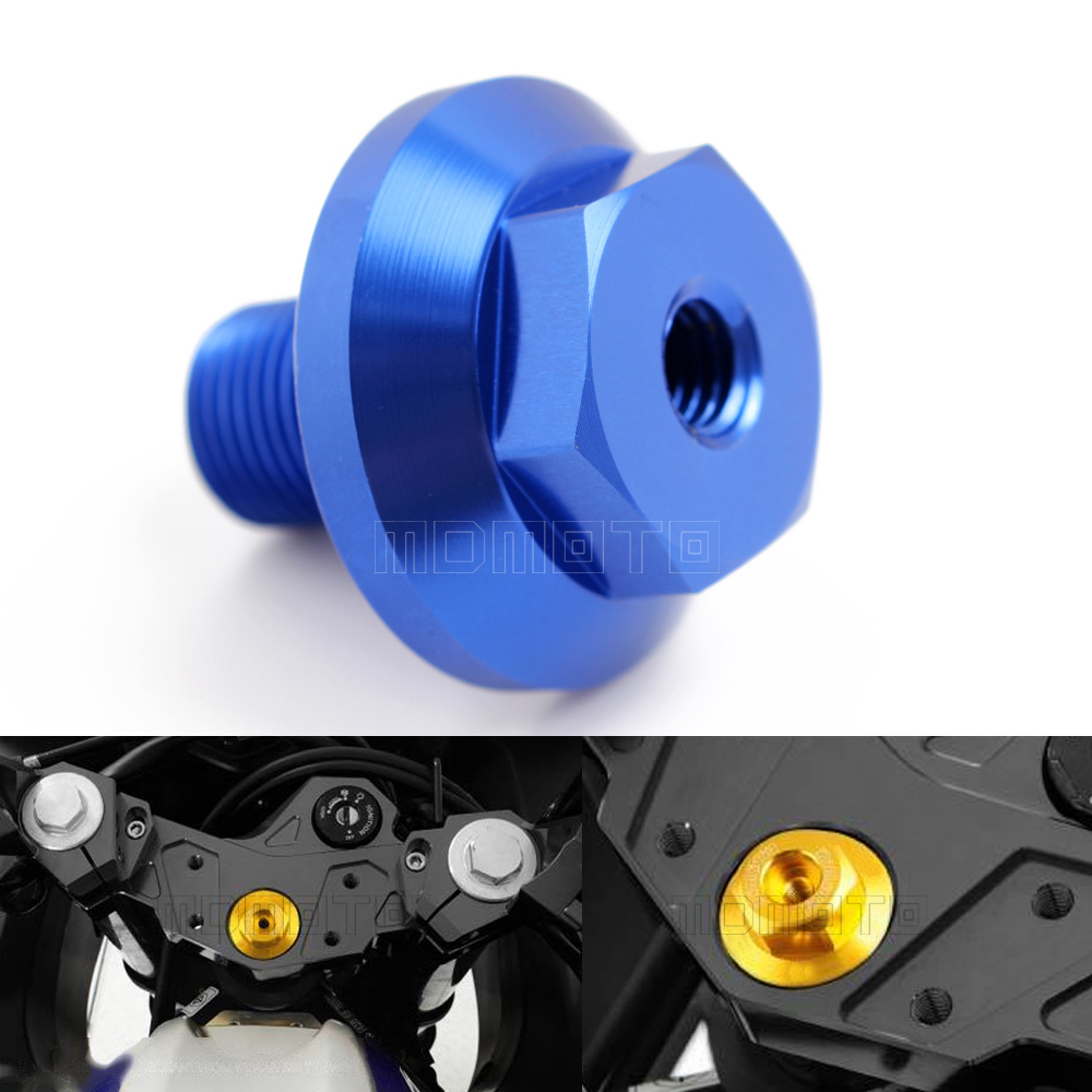 new motorcycle accessories cnc Engine triple clamp Oil Filler Cap Plug Bolt Screw for yamaha YZF R3 MT-03 MT03 MT 03 2015 2016 зажимы blunt 2 bolt clamp oil slick