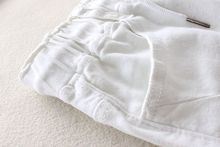 Elastic Waist Pencil Cotton Denim Skirts NA01