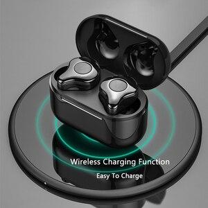Image 5 - HIFI słuchawki douszne bezprzewodowe z bluetooth podłączyć dwa urządzenia w tym samym czasie, z opłat Box