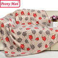 New Hot Baby Blanket Kids Cartoon Cobertor Para Bebe Aircon Child Sheet Thick Warm Spring Blankets Super Soft Flannel Fleece