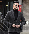 2016 spring autumn new men's fashion casual suit jacket men single-breasted casual suits blazer clothes for man