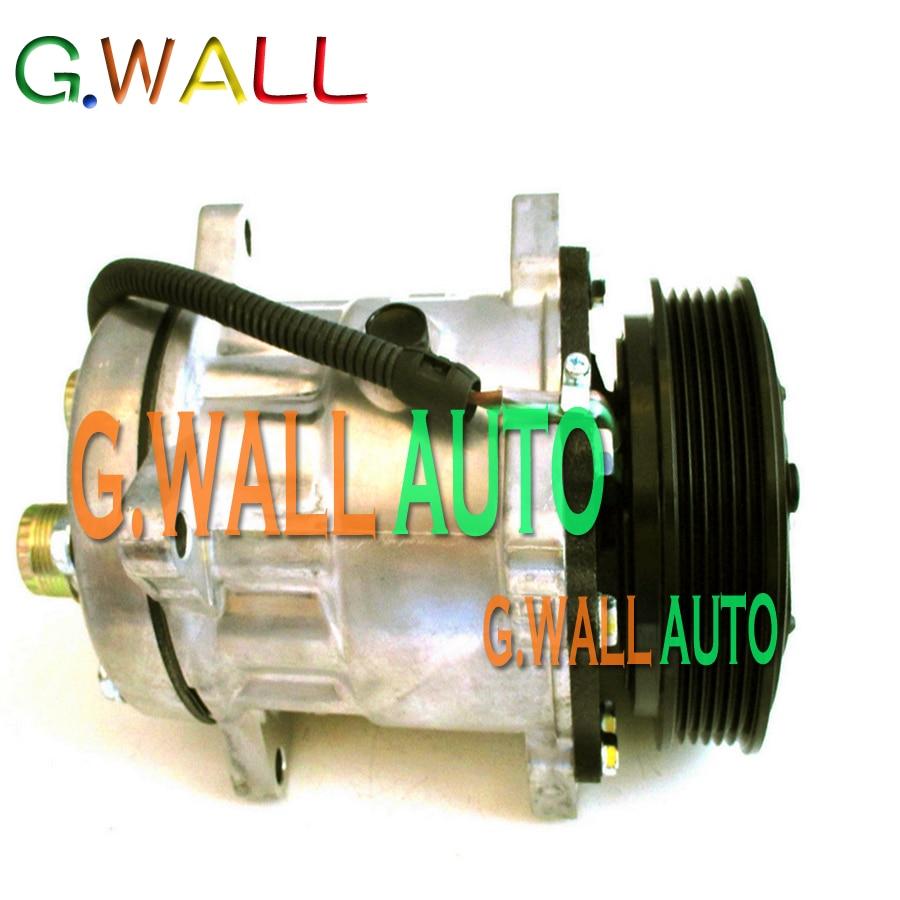 Compresseur ca pour voiture Citron Jumper Bus 2.5/pour voiture Fiat Ducato Bus 2.5/pour voiture Peugeot Boxer 2.5 6453T0 6453GQ 550207 98462134