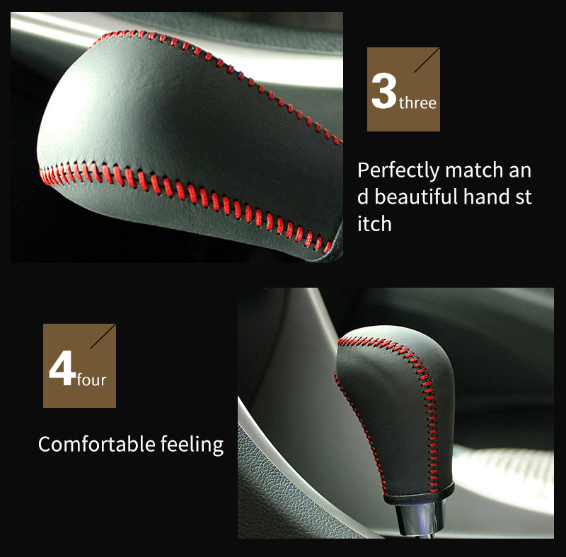 gear shift knob cover For Hyundai sonata 8 AT case ppc handle cpr _09