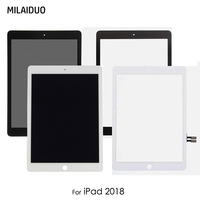 LCD Display ForiPad 6 2018 6th Gen A1893 Version Touch Screen Digitizer Front Glass Panel Tablet