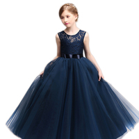 Summer Kids Dresses For Teen Girl Clothes Children S Clothing Girl Ceremony Events Party Dress Lace