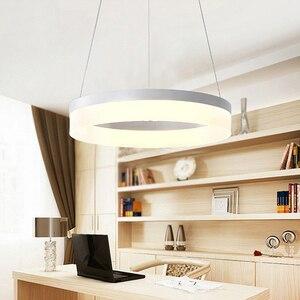 Image 5 - Современные светодиодные подвесные светильники для столовой lamparas colgantes pendientes, подвесная декоративная лампа, подвесное освещение