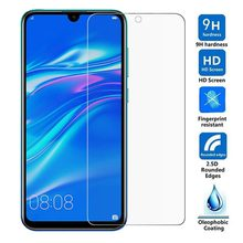 2pcs Tempered Glass for Huawei Honor 10i 8A 10 Lite 8C 8X Play P20 P30 Pro P Smart 2019 Protective Film Screen Protector(China)