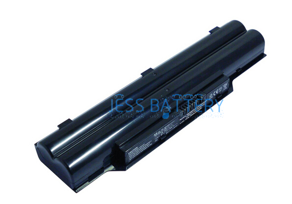 new laptop battery for Fujitsu LifeBook A532 AH532 AH532/GFX FMVNBP213 FPCBP331
