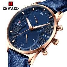 Мужские s часы лучший бренд класса люкс мужские военные спортивные часы мужские повседневные кожаные водонепроницаемые деловые кварцевые наручные часы Masculino