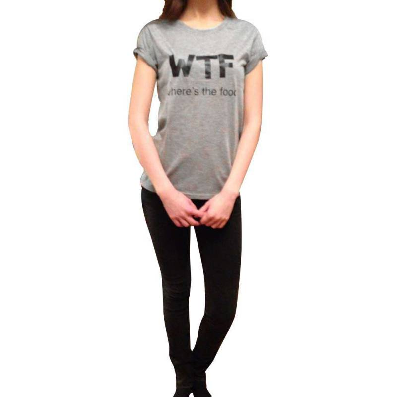 2017 Summer Short Sleeve Shirt And Fashion T-shirt Women Letter Pattern Tops   2XL