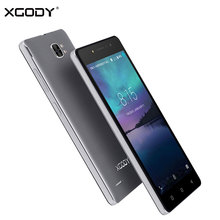 XGODY X17 Pro 4G LTE 5 Inch Smart Phone Android 6.0 MTK6737 Quad Core 1G+16G Mobile Phone 1280*720 Dual Sim Unlocked Cellphone