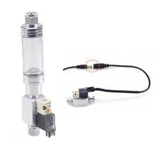 Wyin 110-240V Low Temperature DIY CO2 Aquarium Magnetic Solenoid Valve Regulator, Free Shipping Carbon dioxide solenoid valve