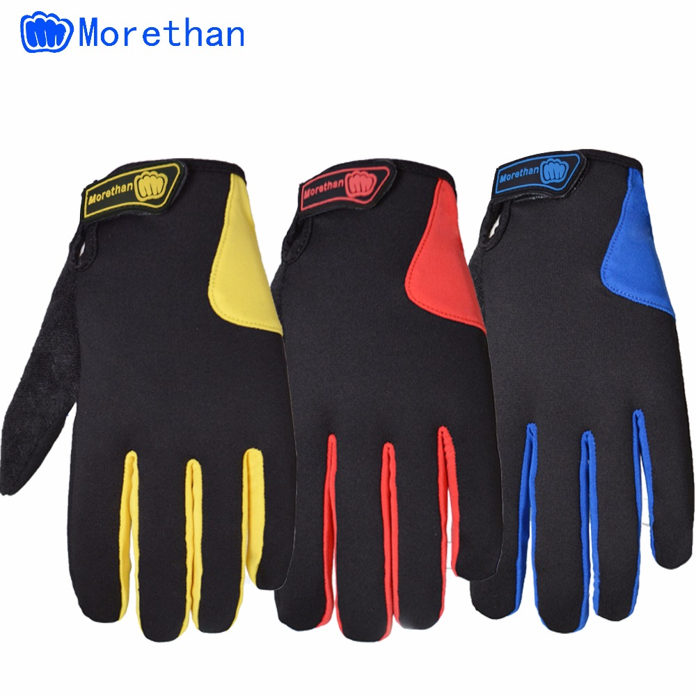 Men Full Finger Cycling Gloves Bicycle Windproof Glove Mountain Bike Gloves Outdoor Skiing Long Finger Gloves