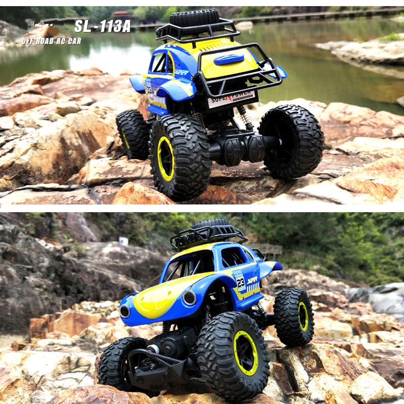 New Electric RC Climbing Cars 1/14 Remote Control Car kids toy car birthday gift remote control car