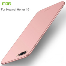 MOFi For Huawei Honor 10 Cover Case Cover Hard Protection Back Cover For Honor 10 Phone Cases cover co162 10