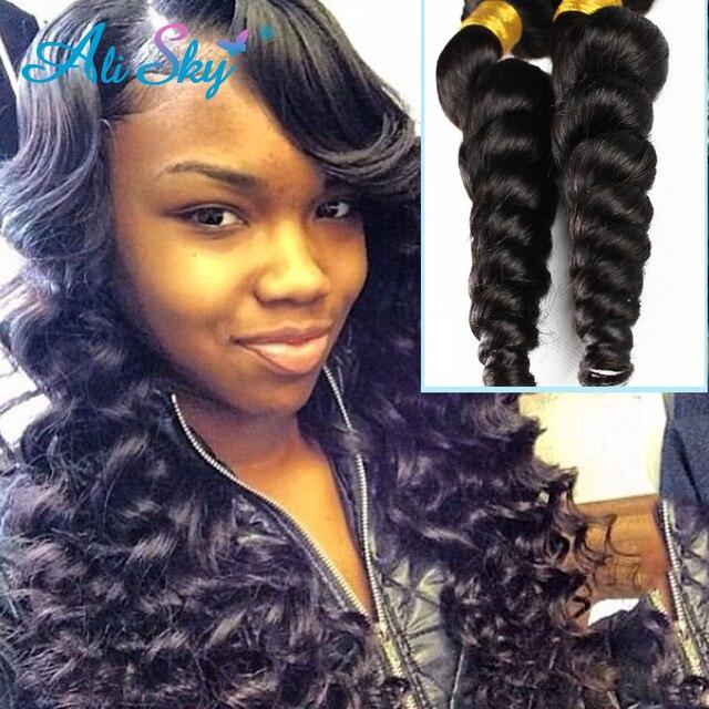 Mink Brazilian Hair Extensions Loose Weave 4pcslot Tissage
